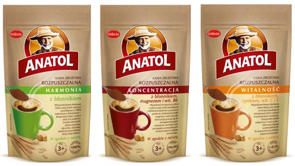 Anatol kawa zbożowa
