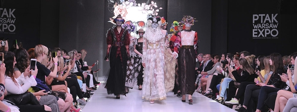 EVELINE COSMETICS kreatorem makijażu Warsaw Fashion Week