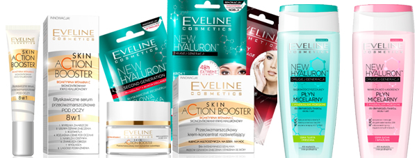 Jesienne nowości w ofercie Eveline Cosmetics