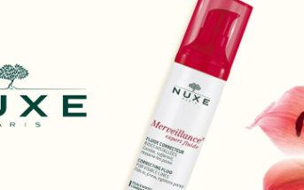 Fluid NUXE Merveillance® expert - Działanie przeciwstarzeniowe z korektą oznak cery mieszanej
