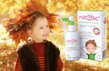 Nitolic® Prevent Plus - skuteczna ochrona przed wszawicą
