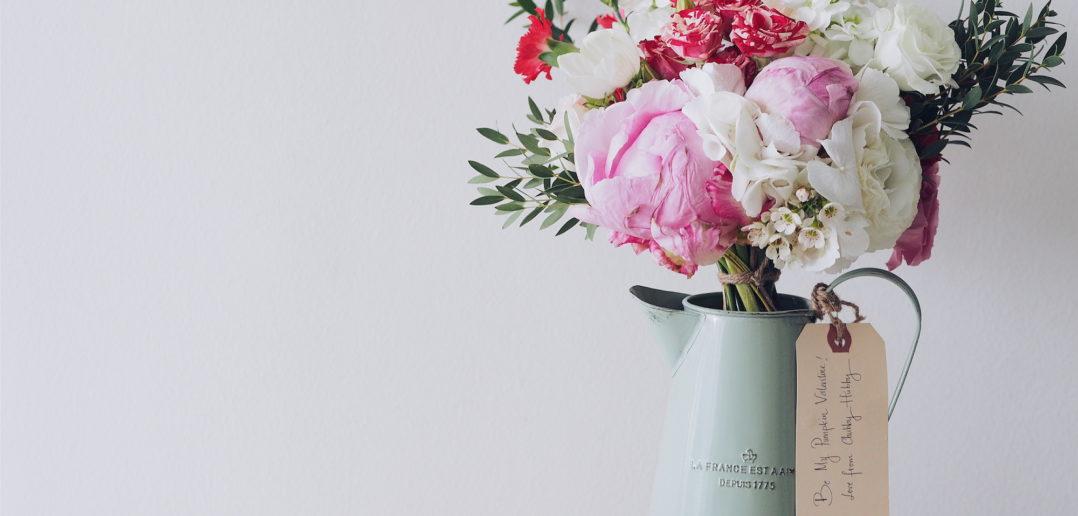 Wyraź swoje uczucie pięknym bukietem kwiatów!