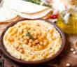 Przepisy na dania z hummusem