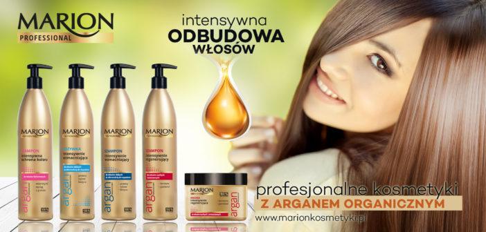 NOWOŚĆ!Profesjonalna pielęgnacja z organicznym olejem arganowym.Intensywna odbudowa włosów na lato!
