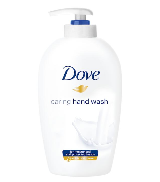 Dove Caring Hand Wash - regular 250ml