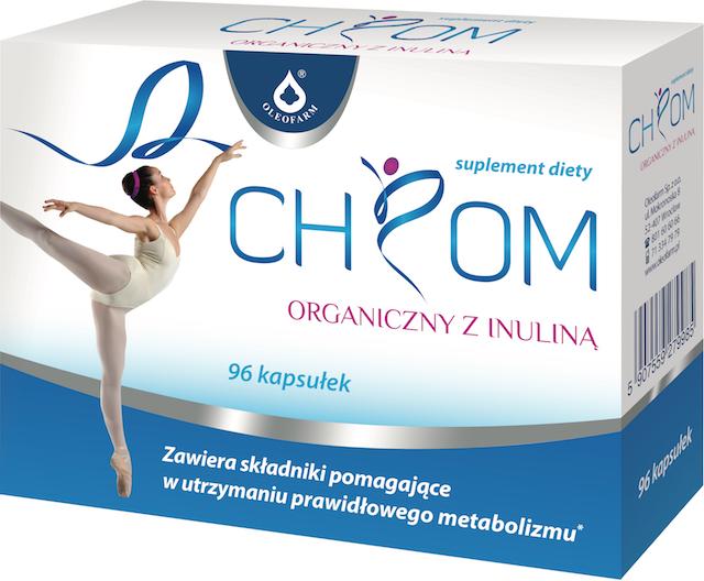 Chrom organiczny z inuliną