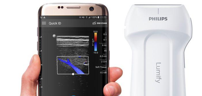 Philips Lumify – kompletne USG w smartfonie!