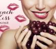 Pocałunki pełne koloru... French Kiss Caudalie