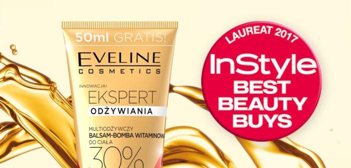 """Best Beauty Buys 2017 miesięcznika """"InStyle"""" dla Eveline Cosmetics"""