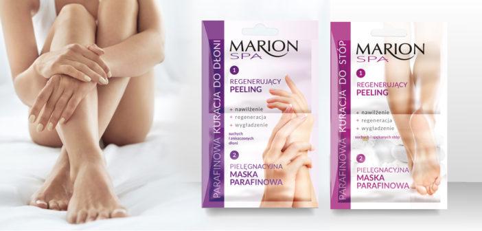 Marion SPA - parafinowa kuracja dla dłoni i stóp