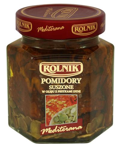 Rolnik pomidory suszone