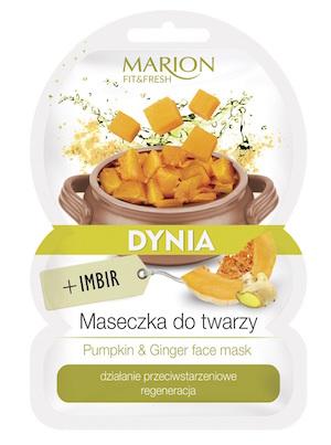 web_Maseczka dynia i imbir FIT&Fresh MARION