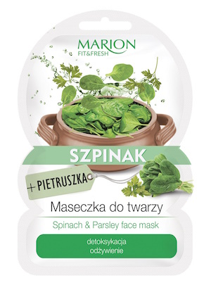 web_Maseczka szpinak i pietruszka FIT&Fresh MARION