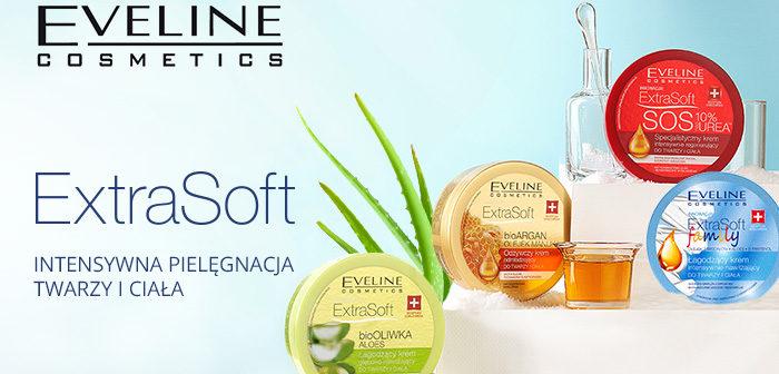 Eveline: nowe kremy z linii Extra Soft