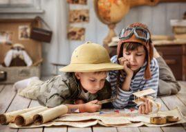 Kilka pomysłów na prezenty dla młodych poszukiwaczy przygód
